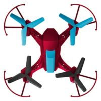 Quadrone Battle Drones in Grey/Blue and Red/Black