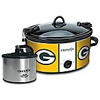 NFL Green Bay Packers Crock-Pot® Cook & Carry™ Slow Cooker with Little Dipper Warmer