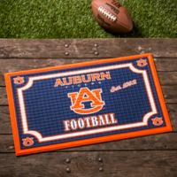 Auburn University Embossed Door Mat