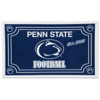 Penn State University Embossed Door Mat