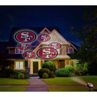 NFL San Francisco 49ers Pride Light