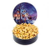 16 oz. Jumbo Cashews in a Holiday Tin