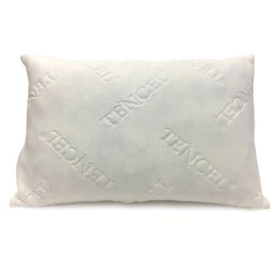 Buy Memory Foam Bed Rest Pillow From Bed Bath Amp Beyond