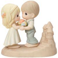 Precious Moments® Beach Wedding Couple Figurine