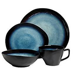 Gibson Overseas Celestia 16-Piece Dinnerware Set - Bed Bath & Beyond