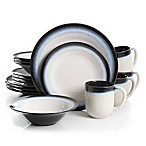 Gibson Overseas Chroma 16-Piece Dinnerware Set