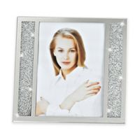 Badash Lucerne Crystalized 5-Inch x 7-Inch Picture Frame