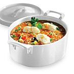 Revol® Belle Cuisine® Porcelain Cocotte with Lid - Large
