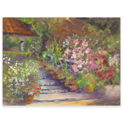 Art Studio Outdoor All Weather Canvas Wall