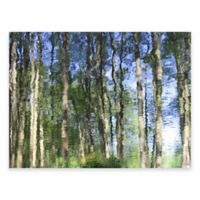 Rippling Woods Outdoor All-Weather Canvas Wall Art