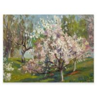 Spring Blossom Outdoor All-Weather Canvas Wall Art