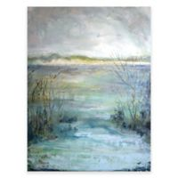 River View Outdoor All-Weather Canvas Wall Art
