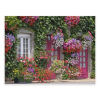 Brittany Beauty Outdoor All-Weather Canvas Wall Art