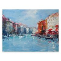 Dreaming Venice Outdoor All-Weather Canvas Wall Art