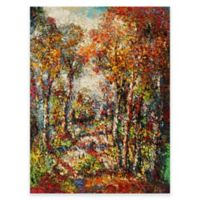 Forest #1 Outdoor All-Weather Canvas Wall Art