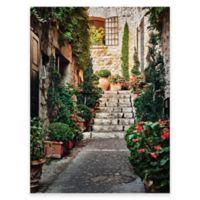 Private Entry Outdoor All-Weather Canvas Wall Art