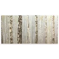 Shades of White Outdoor All-Weather Canvas Wall Art