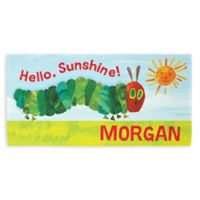 The Very Hungry Caterpillar Beach Towel