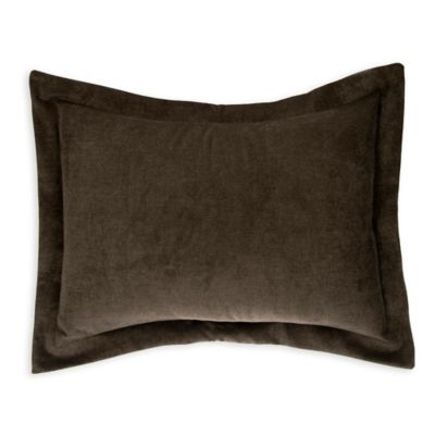 Famous Buy Velvet Pillow Shams from Bed Bath & Beyond OV88