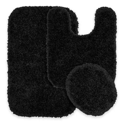 Buy Black Bath Rug from Bed Bath & Beyond