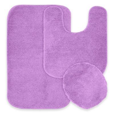 100444747544864p lavender bath rug