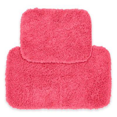 Original Pink Windy Window Bath Rugs  Buy HomeFurry Pink Windy Window Bath