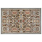 Home Dynamix Maplewood 2-Foot 3-Inch x 3-Foot 7-Inch Accent Rug in Taupe