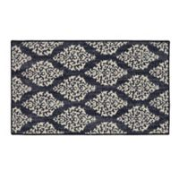 Mohawk Home Signature Matera 1-Foot 8-Inch x 2-Foot 10-Inch Accent Rug in Indigo