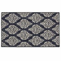Mohawk Home Signature Matera 2-Foot 6-Inch x 3-Foot 10-Inch Area Rug in Blue