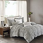 INK+IVY Reese King/California King Duvet Cover Set in Grey