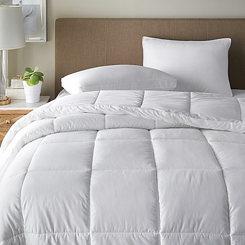 canadian living lightweight down alternative comforter bed bath beyond. Black Bedroom Furniture Sets. Home Design Ideas