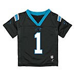 NFL Carolina Panthers Size 18M Cam Newton Jersey in Black