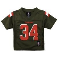 NFL Cleveland Browns Isaiah Crowell Size 4T Team Jersey