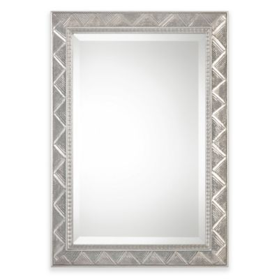 Bathroom Mirrors 30 X 48 buy silver wall mirrors from bed bath & beyond