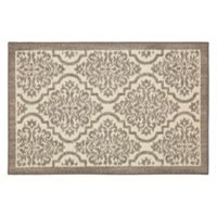 Mohawk Signature Palace 1-Foot 8-Inch x 2-Foot 10-Inch Accent Rug in Grey