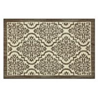 Mohawk Signature Palace 2-Foot 6-Inch x 3-Foot 10-Inch Area Rug in Khaki