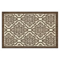 Mohawk Signature Palace 2-Foot 6-Inch x 3-Foot 10-Inch Area Rug in Brown