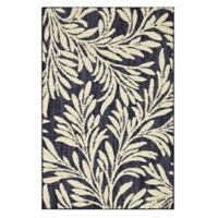 Mohawk Signature Willow 1-Foot 8-Inch x 2-Foot 10-Inch Accent Rug in Khaki