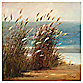 Beach Grass Landscape Wall Art