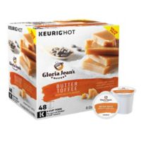 Keurig® K-Cup® Pack 48-Count Gloria Jean's® Butter Toffee Coffee Value Pack