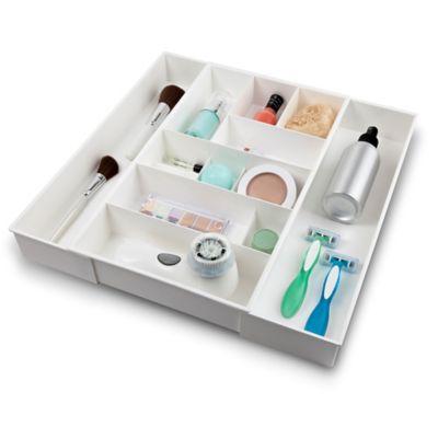 Bathroom Drawer Organizer buy bathroom drawer organizer from bed bath & beyond