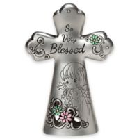 """Precious Moments """"Blessed"""" Cross"""
