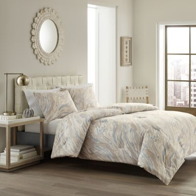 buy king neutral comforter sets from bed bath & beyond