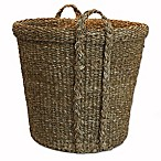 Chunky Seagrass Jumbo Basket in Natural