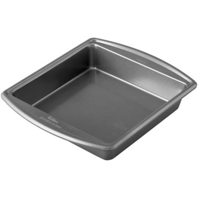 Bed Bath Beyond  Inch Non Stick Square Cake Pans