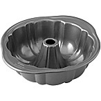 Wilton® Advance Select Premium Nonstick™ 10-Inch Fluted Tube Pan in Gunmetal