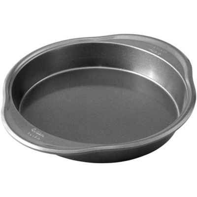 Wilton Advance® Select Nonstick 9-Inch Round Cake Pan in Gunmetal