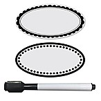 Dry Erase Slow Cooker Label Magnets (Set of 2)