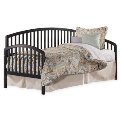 Hillsdale Carolina Daybed With Suspension Deck In Navy Blue
