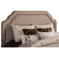 Hillsdale Carlyle King Headboard in Taupe